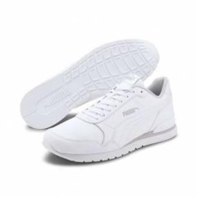 Calzado Puma Runner V2 blanco calce 40