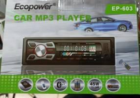 Autoradio Ecopower EP-603