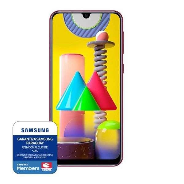 Samsung Galaxy M31 M-315F Dual 64 gb - 1