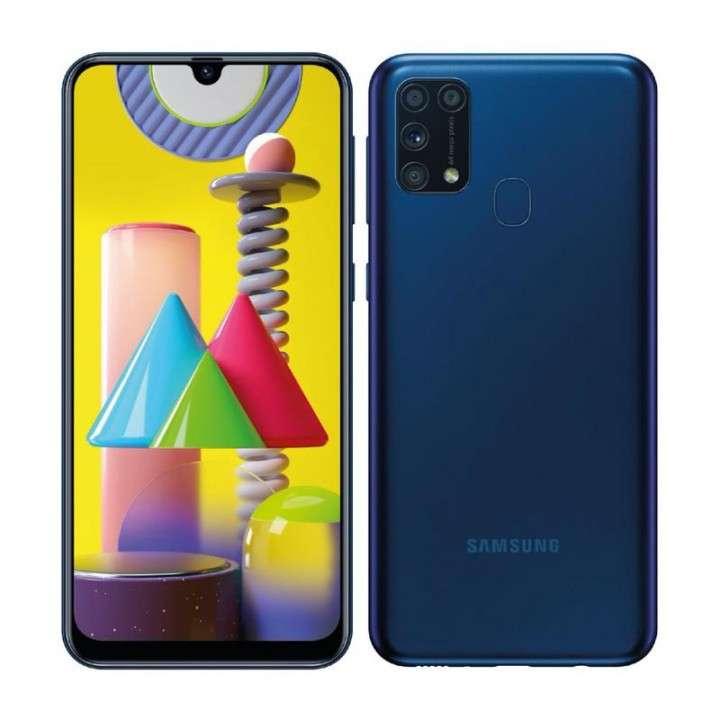 Samsung Galaxy M31 M-315F Dual 64 gb - 0