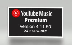 YouTube Music Premium de por vida