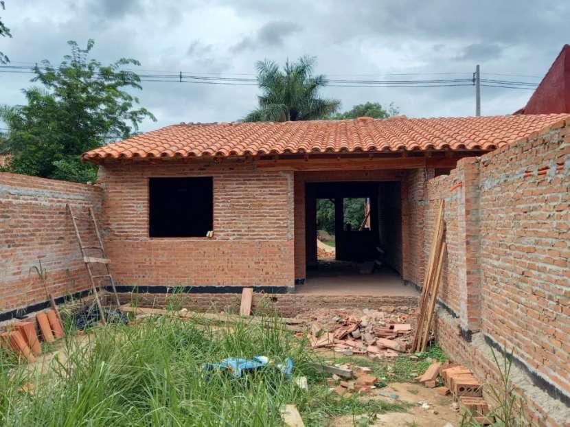 Casa a estrenar en Mariano Roque Alonso - 5
