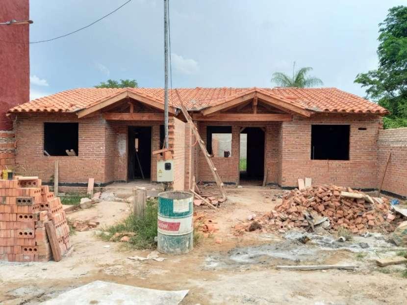 Casa a estrenar en Mariano Roque Alonso - 3