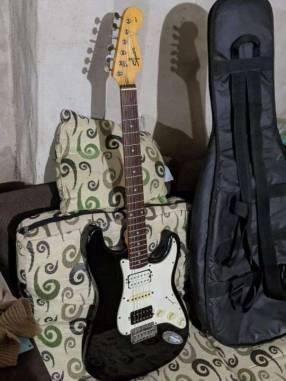 Guitarra eléctrica Stratocaster By Fender