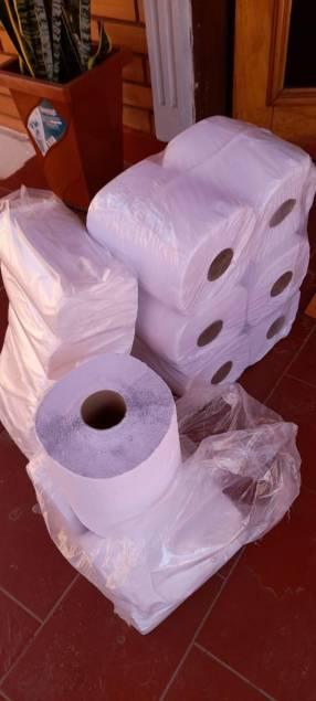Fardo papel toalla