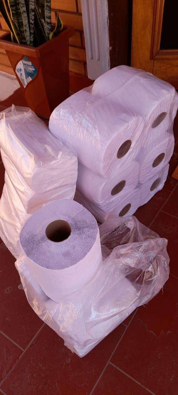Fardo papel toalla - 0