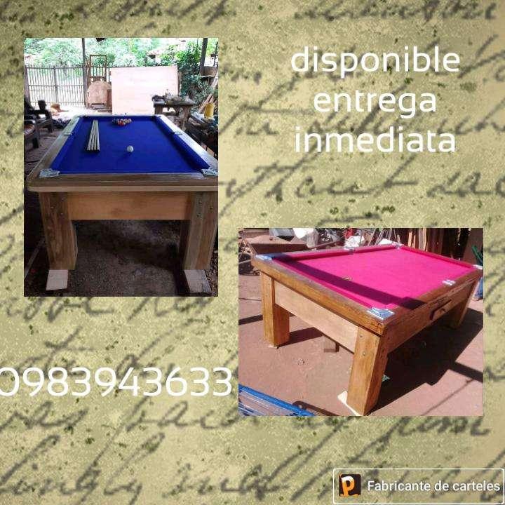 Mesa de billar - 0