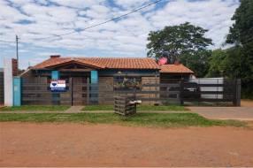 Casa nueva en barrio Mbocayaty Ñemby