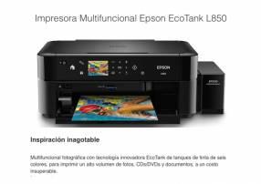 Impresora Epson Ecotank L850