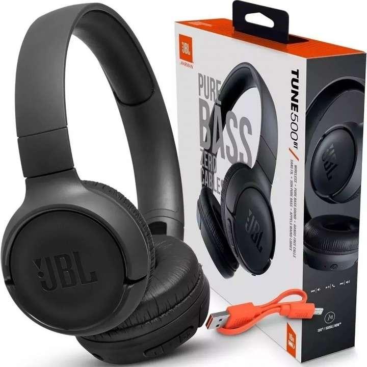 Auricular Tune 500 BT - 0