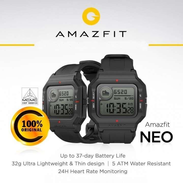 Xiaomi Amazfit Neo - 0