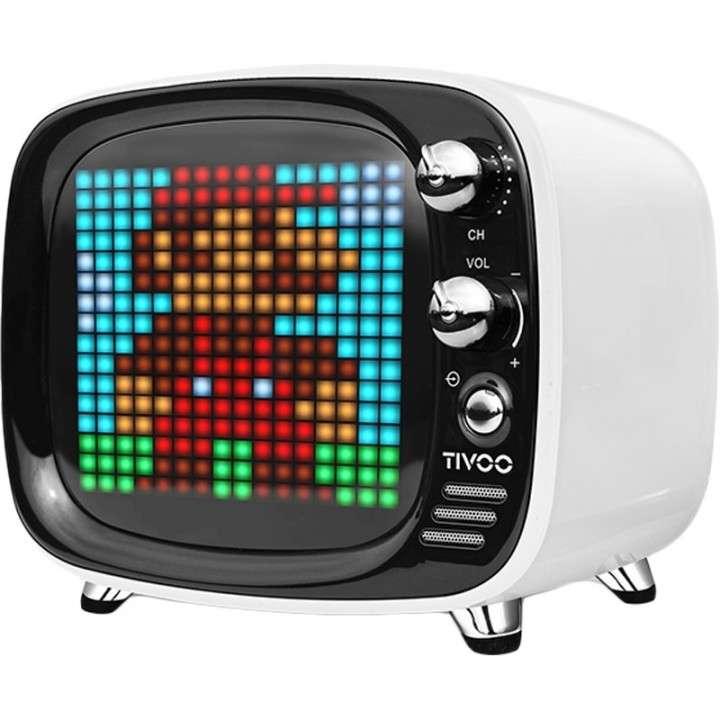 Parlante BT Pixel Art programable - 0