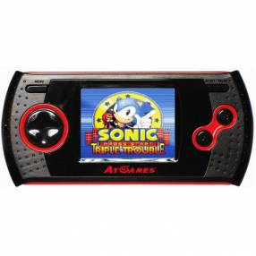 Consola Sega con 30 juegos incluidos
