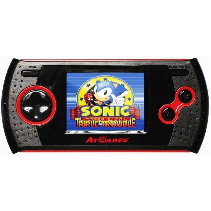 Consola Sega con 30 juegos incluidos - 0
