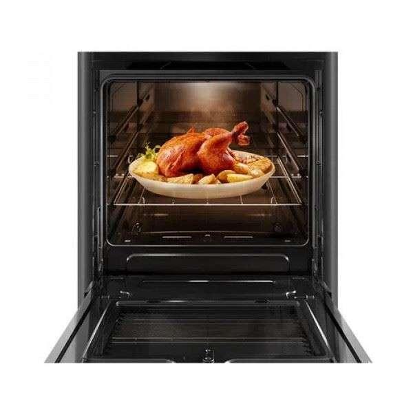 Cocina Continental 4 hornallas a gas mesa de vidrio - 2