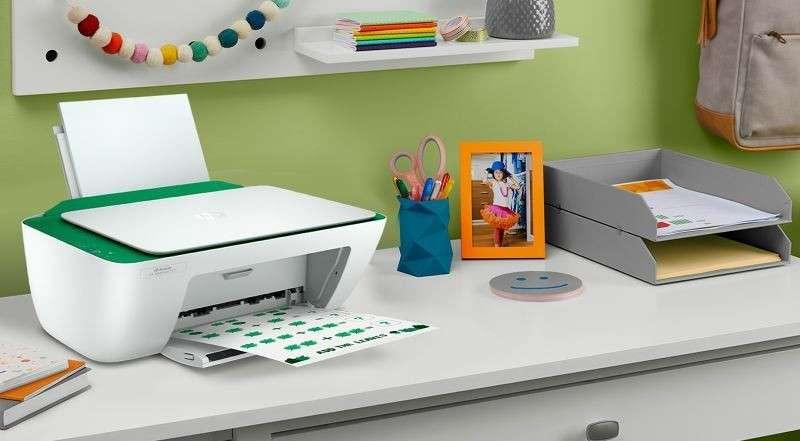 Impresora HP 2375 multifunción - 1