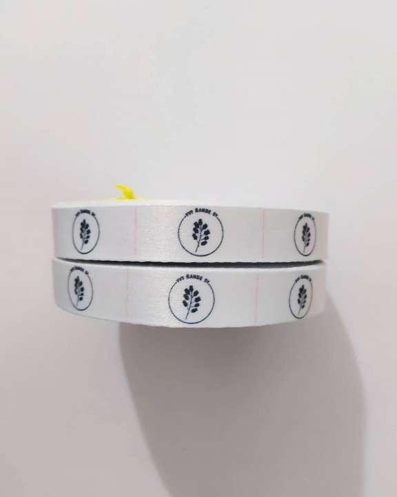 Etiquetas para ropas cinta personalizada - 2