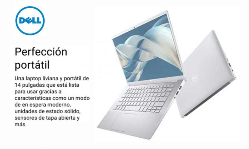 Notebook Dell Intel Core i7 14 pulgadas FHD - 0