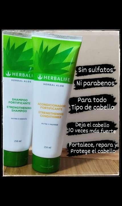 Shampoo fortificante - 1