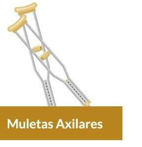 Muletas axilares - 0