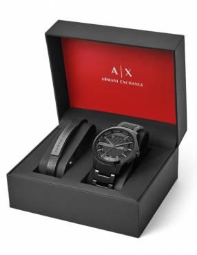 Reloj masculino Armani Exchange 7101 SET