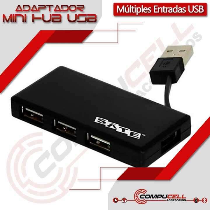 Hub USB SATE A-HUB08 4 puertos - 0