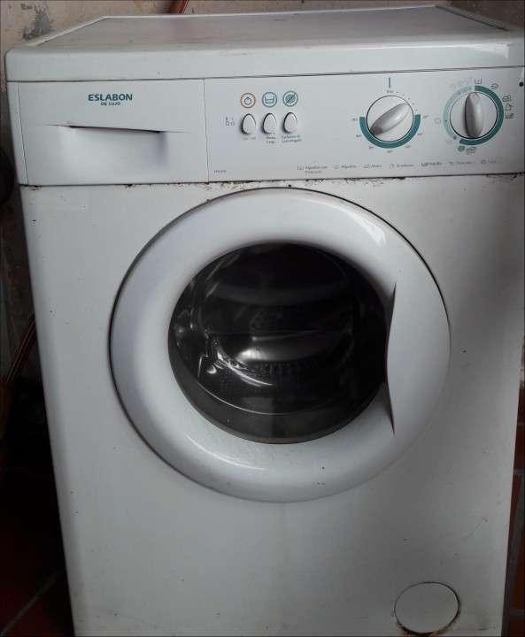 Carcasa de lavarropa Eslabón de Lujo - 0
