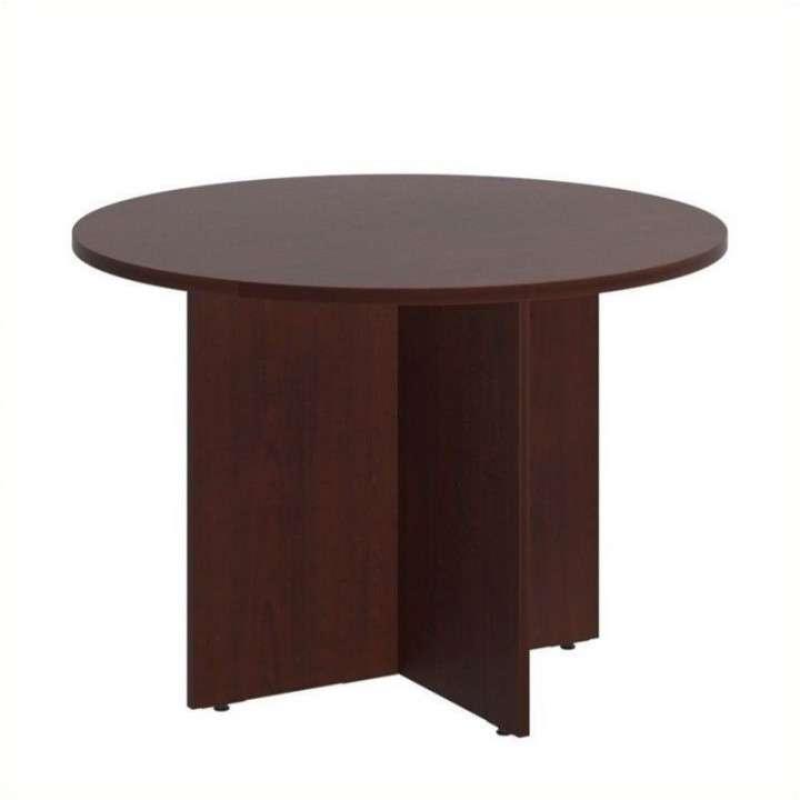 Mesa de reunión redondo 120 cm 4 lugares (2070) - 0