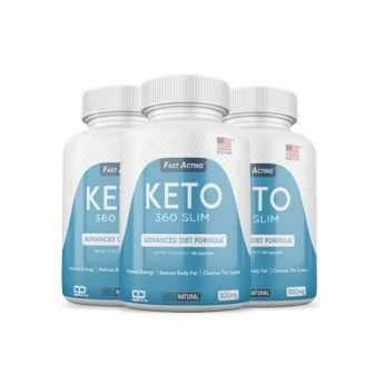 Suplemento Keto 360 Slim - 0