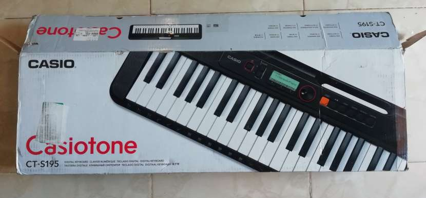 Casiotone CT-S195 - 0