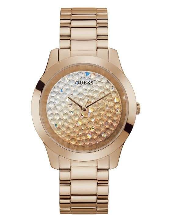 Reloj femenino guess swarosvki - 0