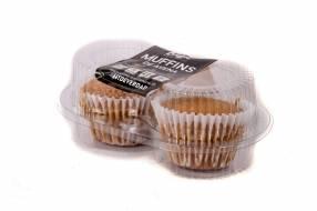 Muffins de Avena - Belite
