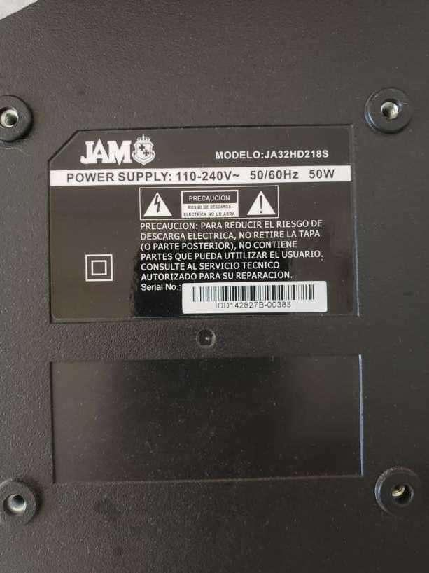 TV LED JAM de 32 pulgadas para repuesto - 0