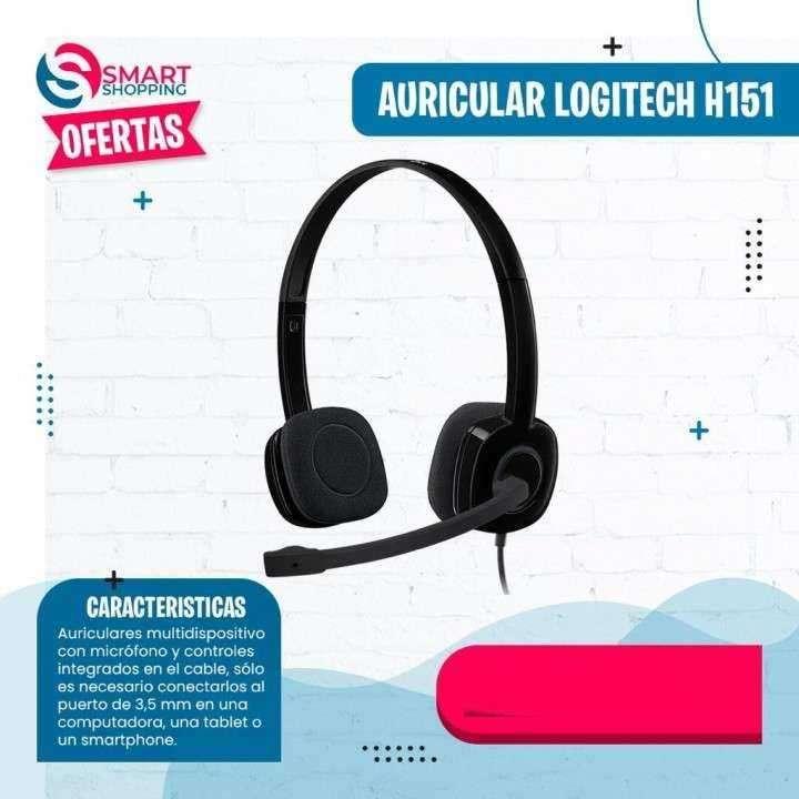 Auricular Logitech - 0