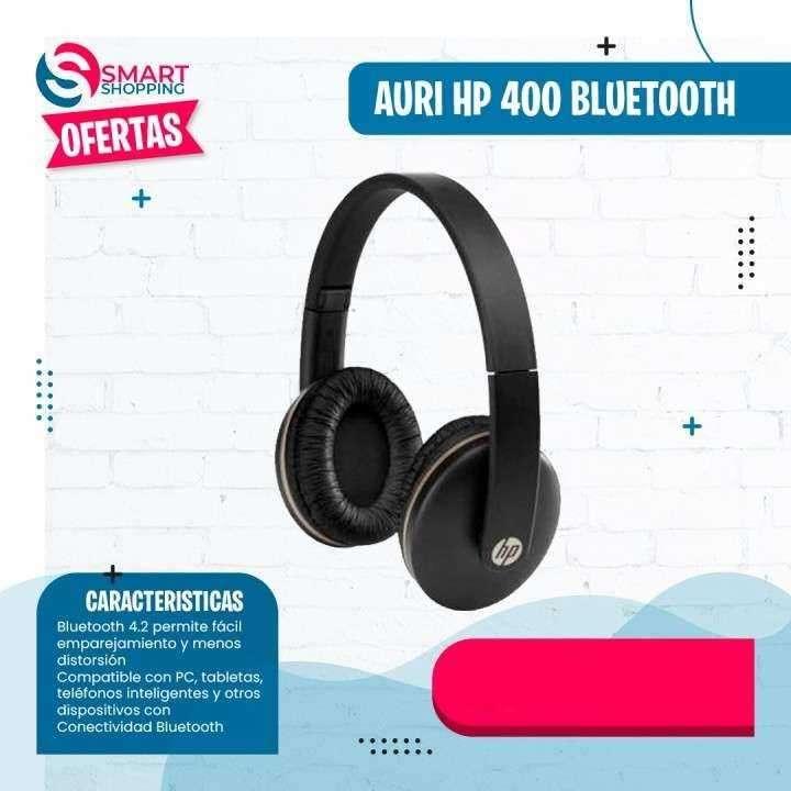 Auricular HP bluetooth - 0