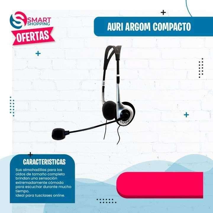 Auricular Argom compacto - 0