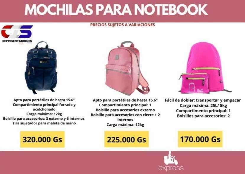 Mochilas para notebook Klip Xtreme - 1
