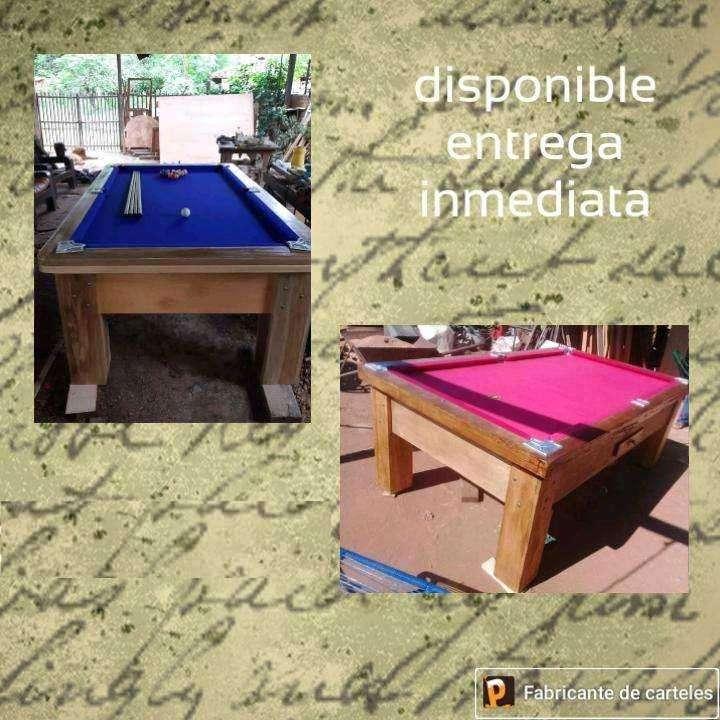Mesa de billar - 1