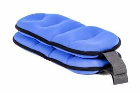 Pesas Para Tobillos Azul