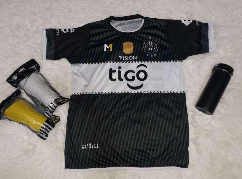 Camisetas de Olimpia - 0