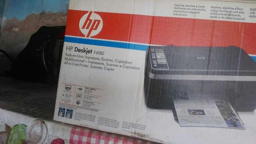 Impresora hp - 1
