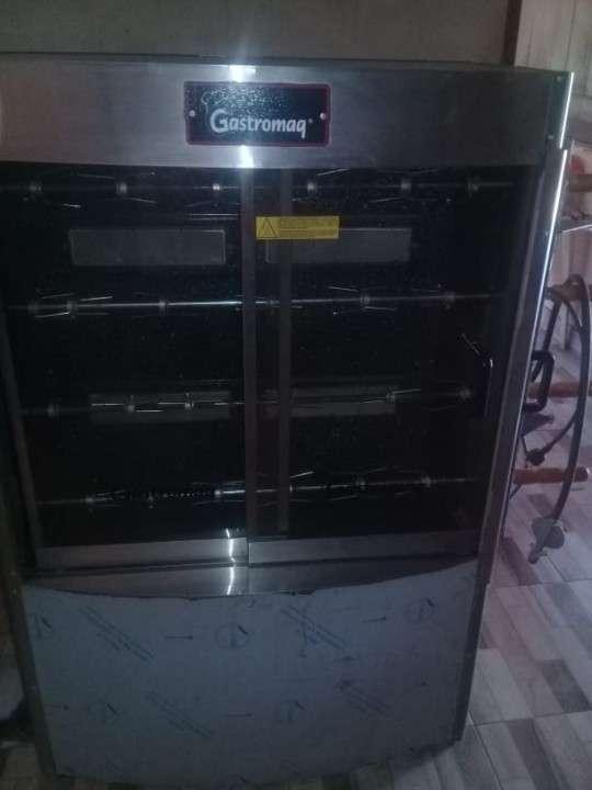 Máquina para pollos al spiedo Gastromaq - 0