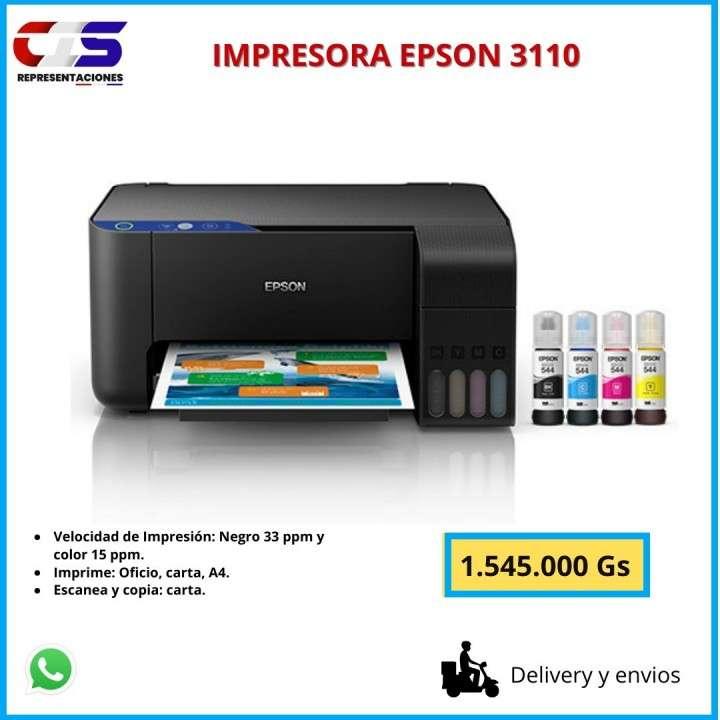 Impresora multifuncional Epson - 0