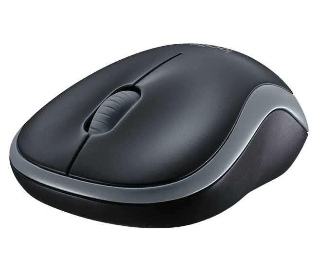 Mouse inalámbrico Logitech M185 - 2