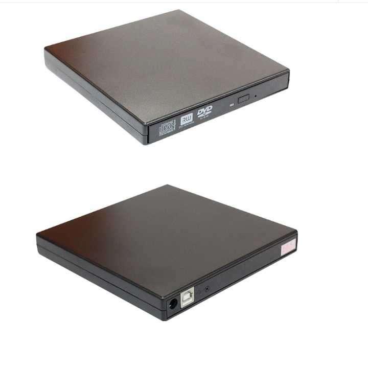 Lector DVD portátil ultra delgado usb 2.0 - 4