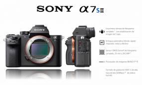 Cámara Sony A7S II Cuerpo