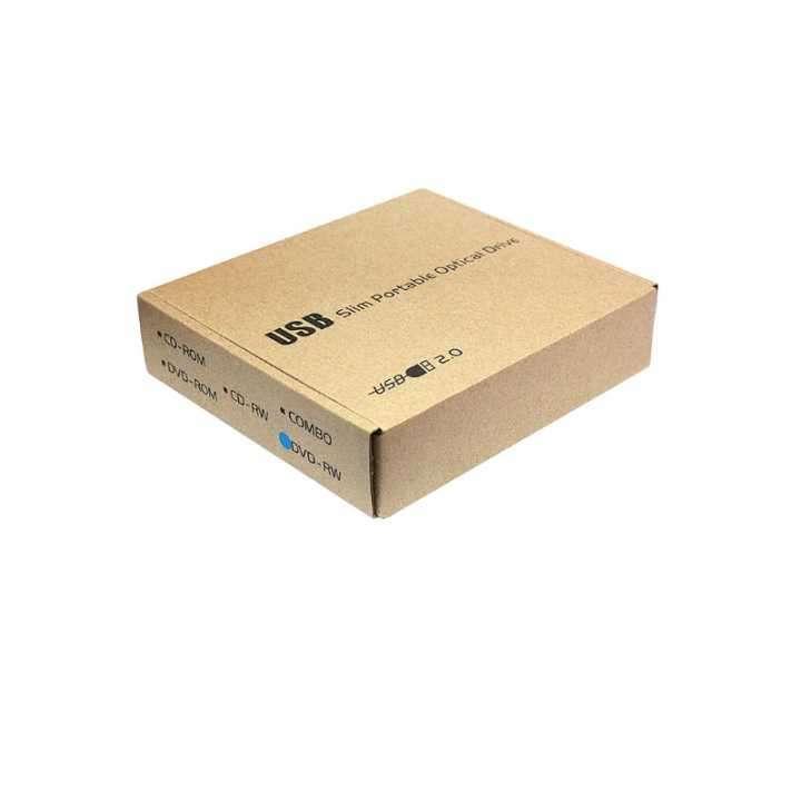 Lector DVD portátil ultra delgado usb 2.0 - 2