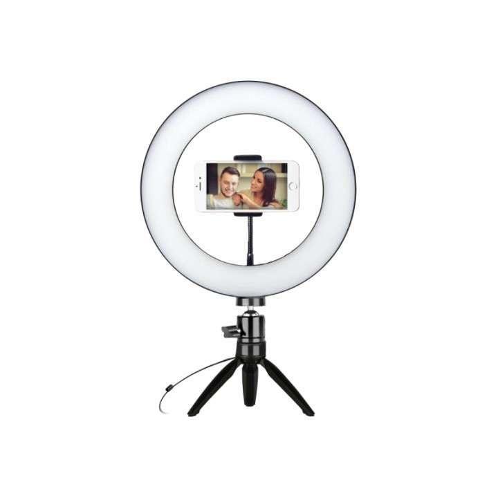 Aro de luz de mesa - 1