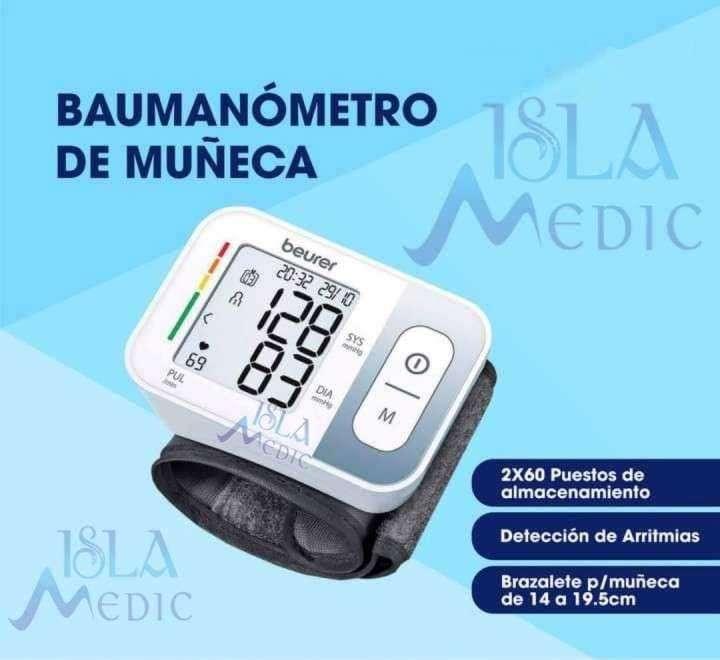 Tensiómetro digital de muñeca Beurer - 0