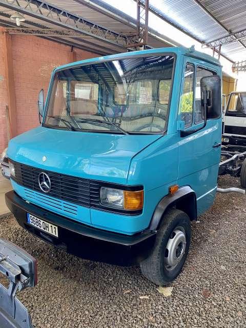 Camión Mercedes Benz 711D 1993 diésel mecánico - 1